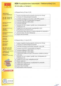 Referencje KZA Lublin str. 3
