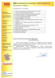 Referencje KZA Lublin str. 4