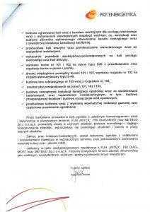 Referencje PKP Energetyka str. 2
